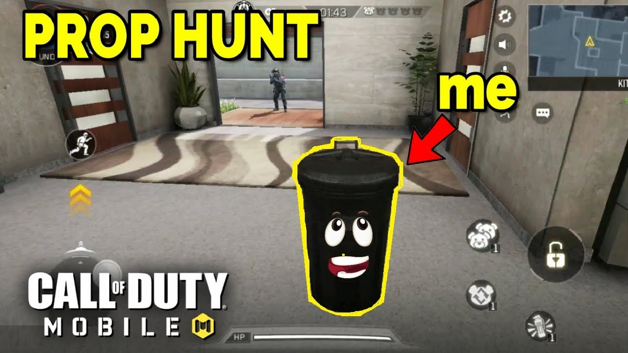 Call of Duty: Mobile adds a new Prop Hunt mode