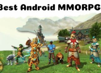 List of Best Android MMORPG Games
