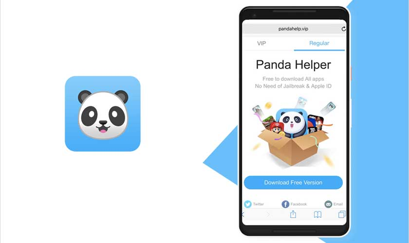 Panda Helper - The Best Alternative to Apple Store.