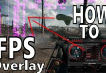 How to view FPS on the PC Screen While Playing