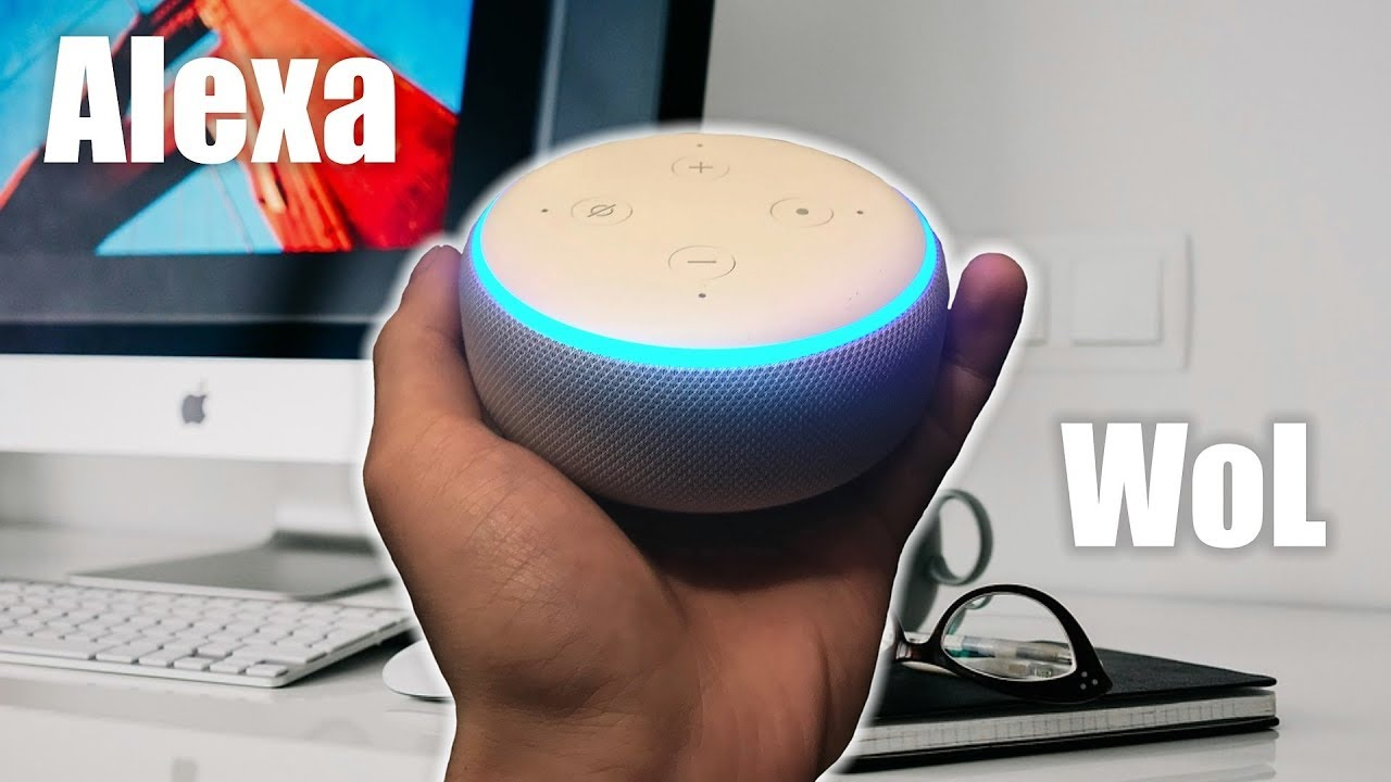 How to Turn on Your Computer With Alexa