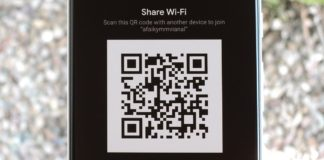 How to Share Your WiFi Network with a QR Code on Android & iPhone