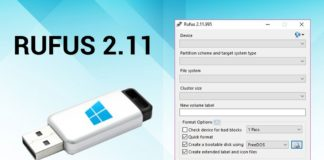 Download Rufus   How to make a USB stick bootable