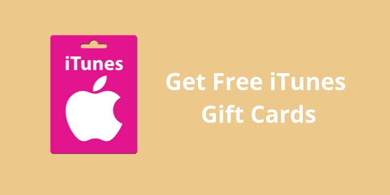 3 Methods to Get Free iTunes Gift Card Codes
