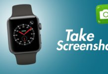 How to Take a Screen Shot on Apple Watch?