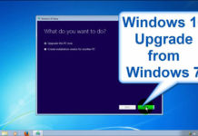 How to Upgrade Windows 7 to Windows 10 Easily