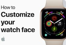 How to Customize the Apple Watch Face