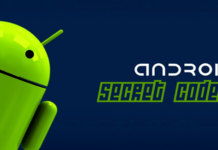 Android Secret Codes to Access Mobile Information