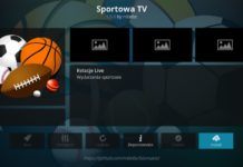 How to See Games on Kodi: Try Sportowa Addon