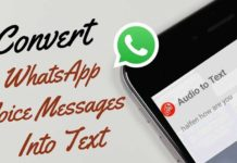 Turn Audio Into Free Text Telegram and WhatsApp