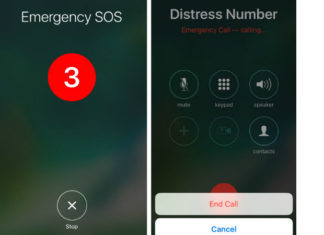 How to Configure and Activate 'SOS Emergency'
