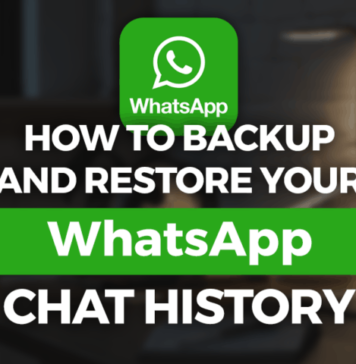 Restore Your WhatsApp Chat History on a New iPhone