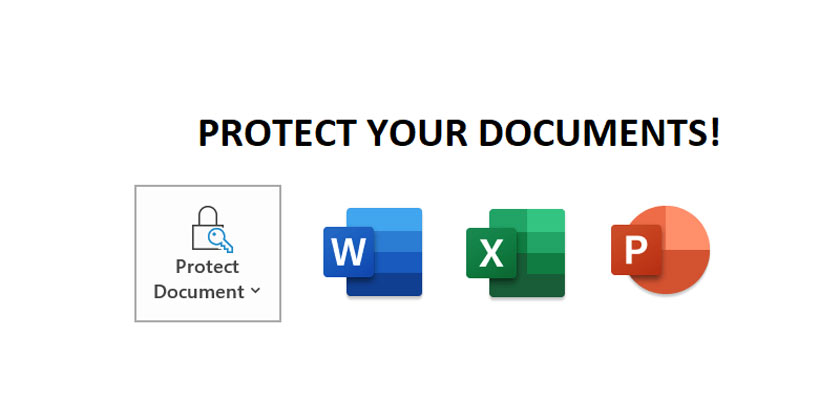 Excel, Word, PowerPoint: How to Protect Office Document with Password
