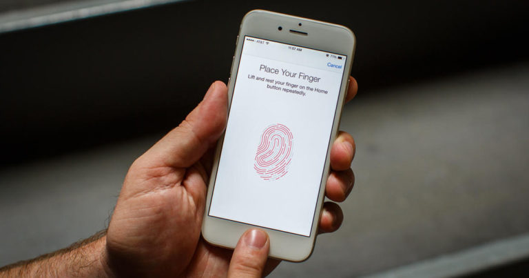 How to Solve the Common iPhone Touch ID Problems