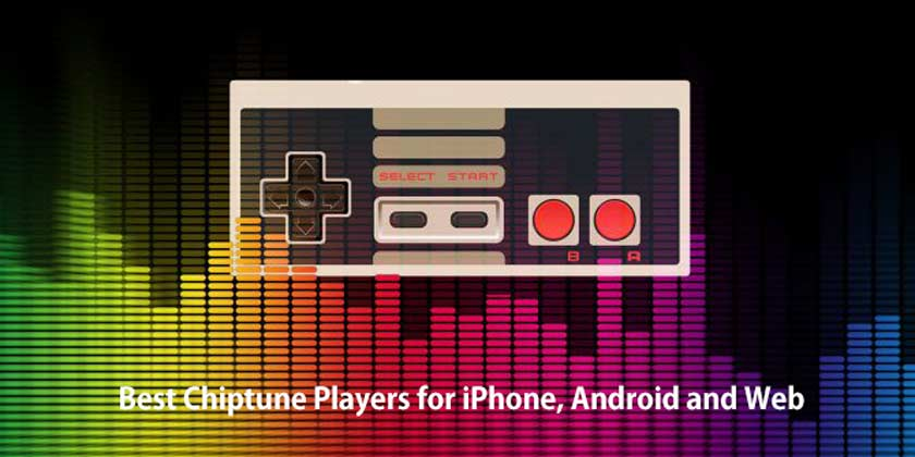 Best Chiptune Players for iPhone, Android and Web