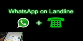 How to Use WhatsApp with Landline