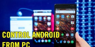 How to Control Android from PC