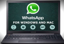 Whatsapp Native Version for Windows and Mac and Install it