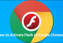 How to Activate Flash in Google Chrome 76+