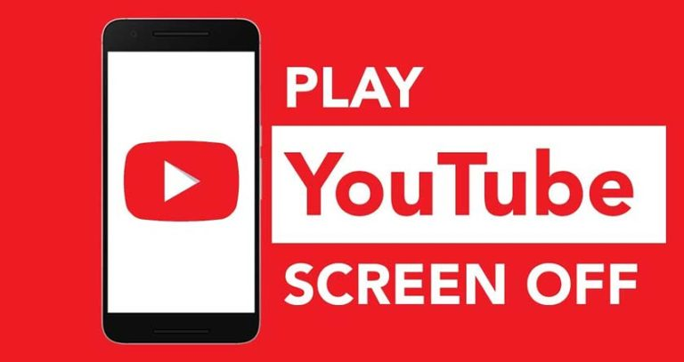 How to Play Youtube Videos with screen off on Android