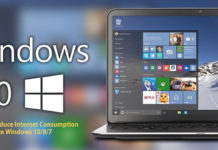 How to Reduce Internet Consumption on Windows 10/8/7