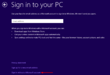 How to Configure Windows 10 without Microsoft account