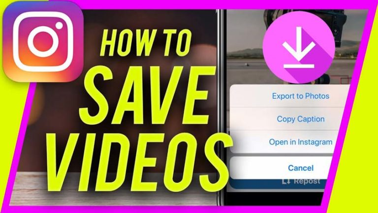 You Can't Download Videos on Instagram?Try This