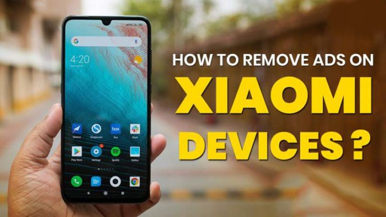 Easy Ways to Remove Ads on Xiaomi and Redmi Cellphones