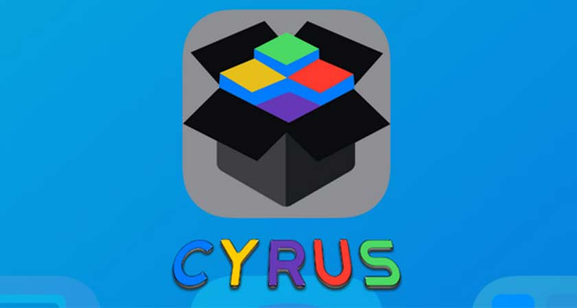 Download Cyrus Installer on iPhone / iPad