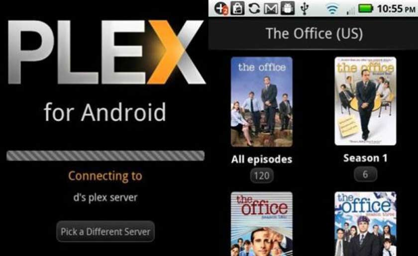 Plex on Android: How to install and use it?
