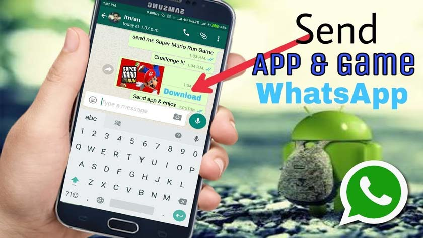 3 Ways to Send Applications via WhatsApp