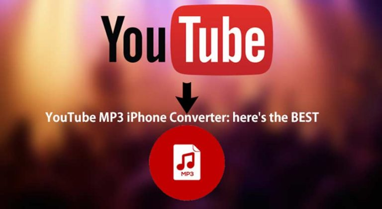 YouTube MP3 iPhone Converter: here's the BEST