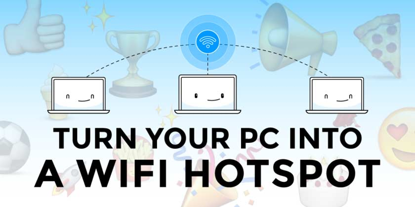 How to share PC Internet Connection with Connectify Hotspot