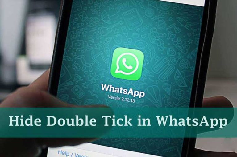 How to Deactivate the Double Blue Check of WhatsApp on Android