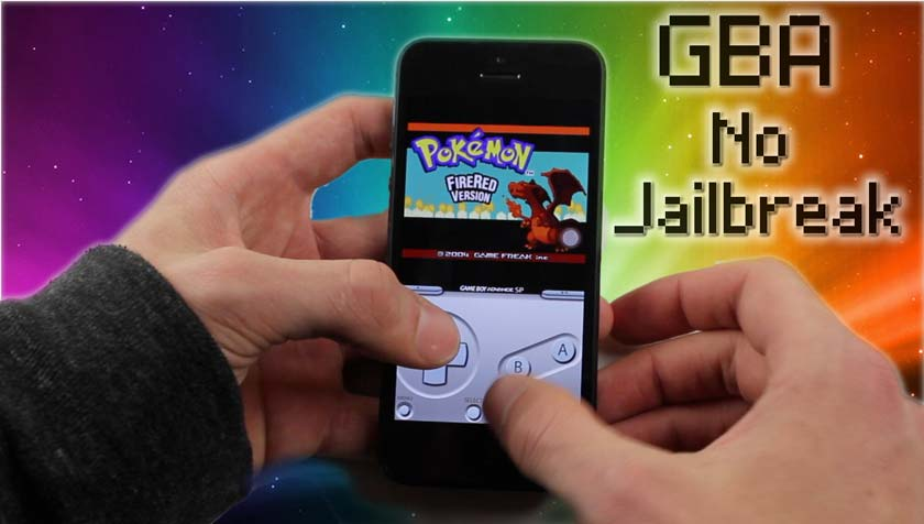 How to Install GBA Emulator iOS without JailBreaking