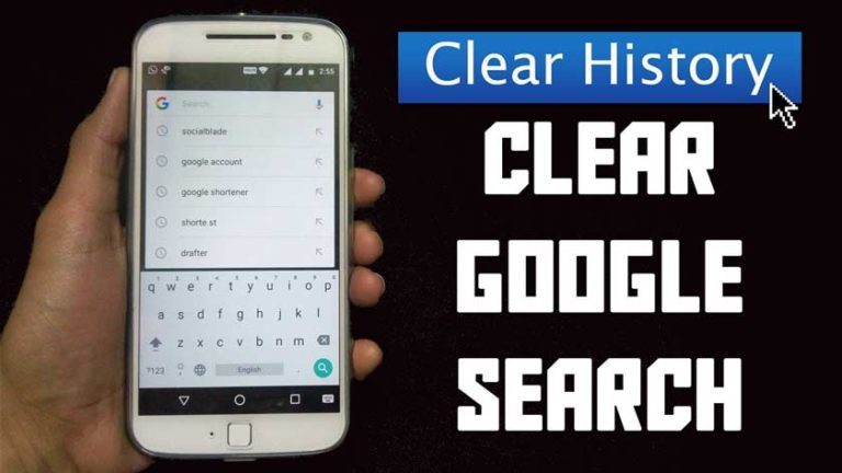 How to Delete Google Browsing History on Android