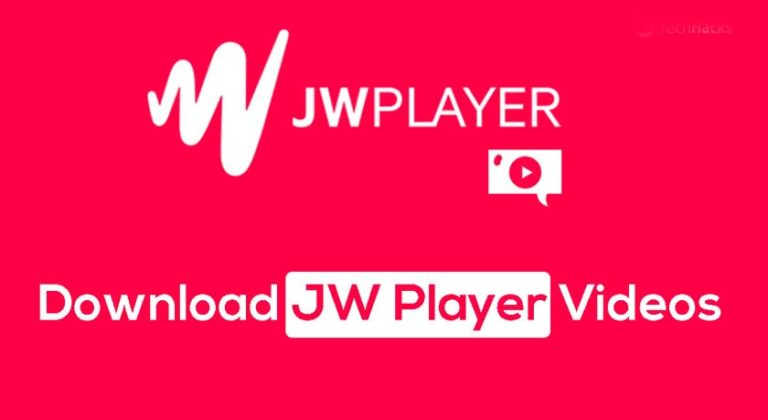 How to Download JW Player Videos Easily?