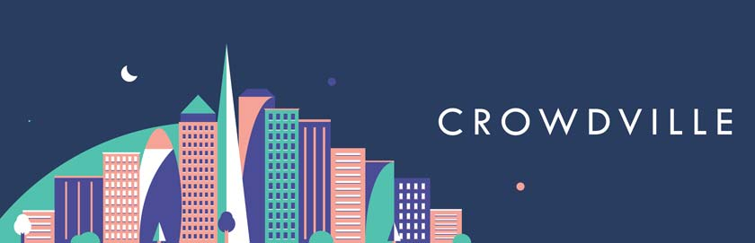 How Crowdville works: Evaluate Apps and Services and Earn!