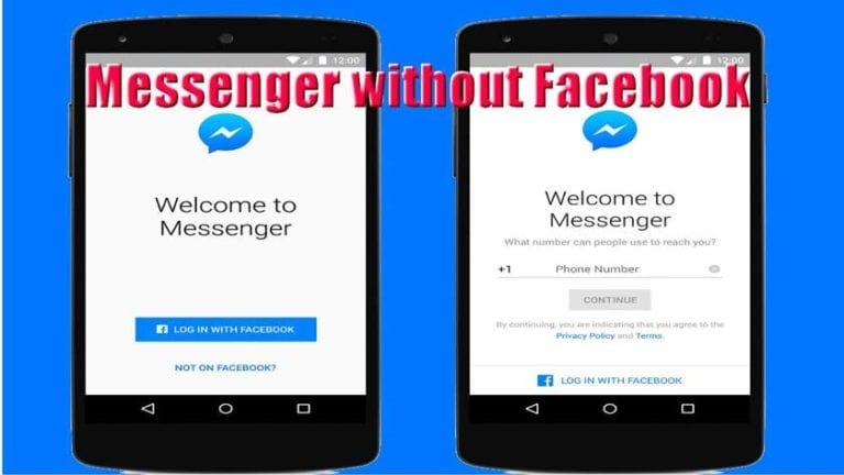 How to Use Messenger Without Facebook?