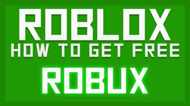 How to Get Robux free in Roblox