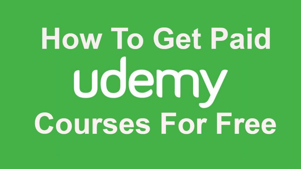 How to Download Udemy Courses for Free 2020