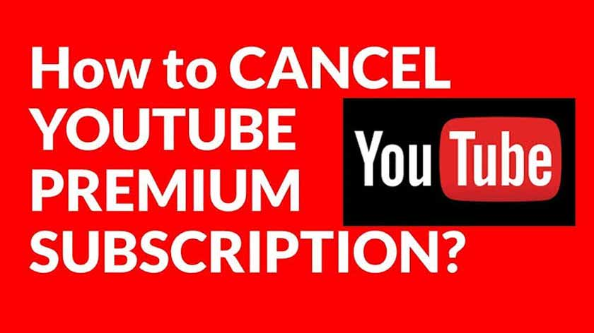 How to Cancel YouTube Premium?