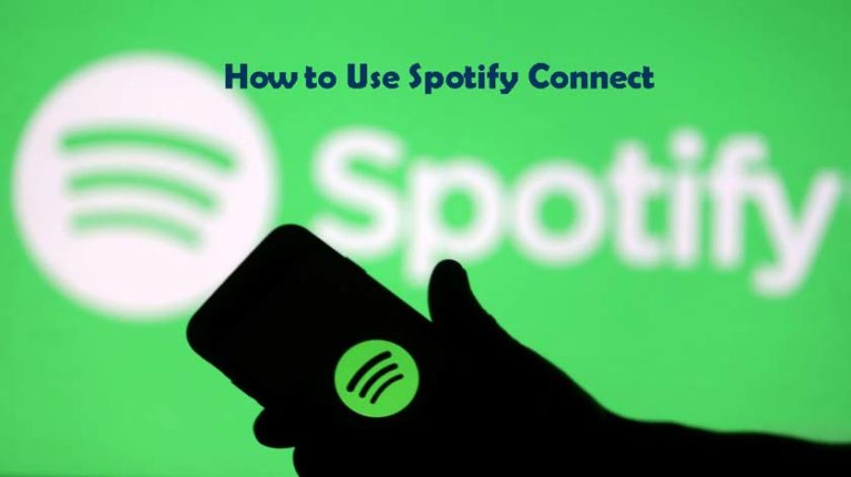 How to Use Spotify Connect