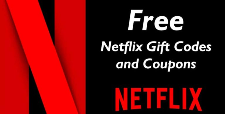 How to Get a Free Netflix Gift Card Codes