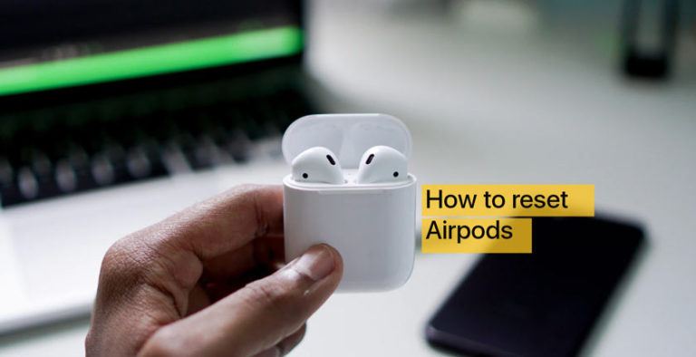 How to Restore AirPods Pro to Factory State