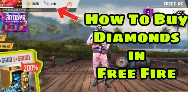 Free Fire: How to Buy Diamonds with Hype Discounts