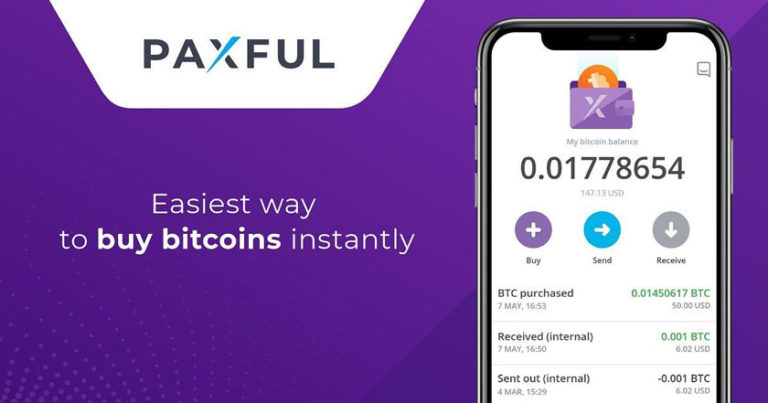 Paxful Wallet | How to Use Bitcoin Wallet for iPhone