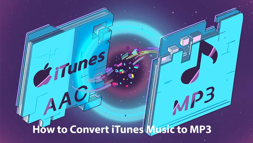 How to Convert iTunes Music to MP3