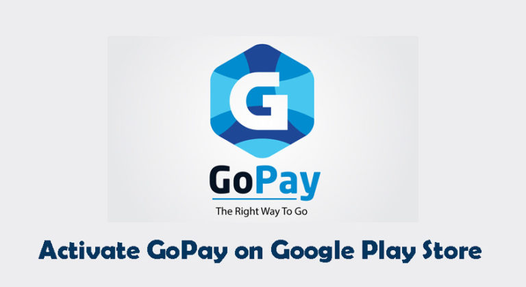 How to Activate GoPay on Google Play Store