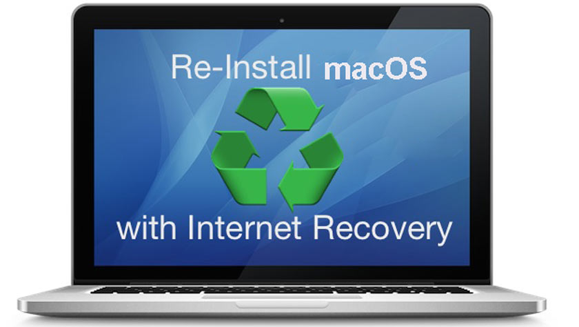 Internet Recovery Mode: Reinstall macOS When You Change the Hard Drive or SSD